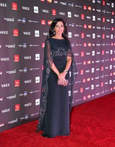 Princess Ameerah of Saudi Arabia - Vogue Fashion DUBAI experience.