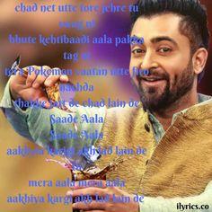 Saade Aala Song Lyrics By Sharry Mann -