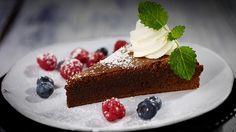 Fransk sjokoladekake