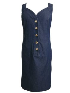 f94080eb9c plus size denim dress. Denim DressesJeans ...