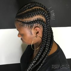 FEED IN CORNROWS😍 || HAVE YOU BOOKED YOUR APPT. YET?