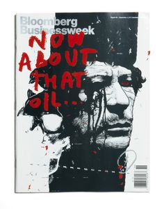 7 Simple and Powerful Magazine Covers Bloomberg Businessweek