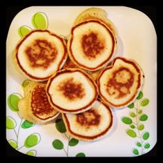 Easy Toddler Food: Dairy Free Pikelets