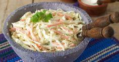 Coleslaw Dressing Recipe - Z Living Coleslaw Salad, Coleslaw Dressing, Dressing Recipe, Salad Dressing, Fried Chicken Wings, Crispy Chicken, Cabbage Salad Recipes, Different Vegetables, Krabi