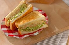 コロッケ風ボリュームサンドイッチ【E・レシピ】料理のプロが作る簡単レシピ/2015.12.24公開のレシピです。