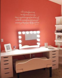 ikea micke as vanity desk dressing table white. Black Bedroom Furniture Sets. Home Design Ideas