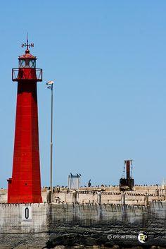 #Lighthouse - #Faro del Puerto de Iquique. Chile. http://www.flickr.com/photos/ericdepablo/5453596879/