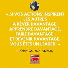 "#Citation ""Si vos actions...."""