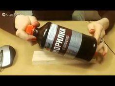 Декупаж Морение, браширование, имитация выжигания и инкрустации - YouTube