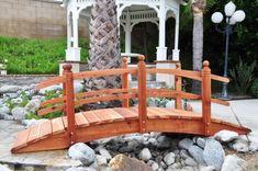 25 Amazing Garden Bridge Design Ideas that Will Make Your Garden Beautiful