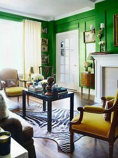 Designer-Tested Palettes: Sabrina Soto's Cheery Paint Picks
