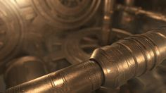 http://bit.ly/1TJsTxS on VideoHive by labscastle: Ancient Machinery Element 3D Pack.