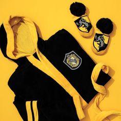 Hufflepuff comfort // Harry Potter Merchandise