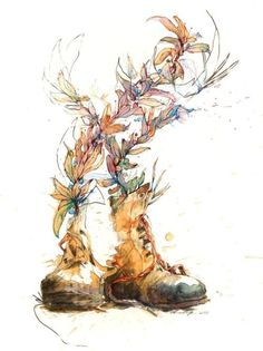 that's how my hiking boots make me feel