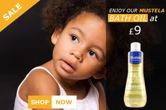 Mustela Bath Oil