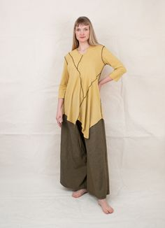 Cynthia Ashby makes clothes that are timeless.