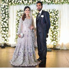 Thank you @asimwaseem for sharing your sister's wedding photo✨ #pakistaniweddings #bridal #bride #couture