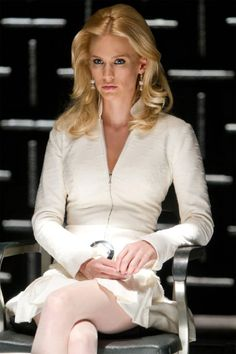 men with class | : Emma Frost in 'X-Men: First Class'