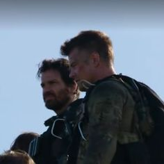 Transformers The Last Knight 'Epic Journey' Video Features Josh Duhamel, Santiago Cabrera, And Men In Uniform