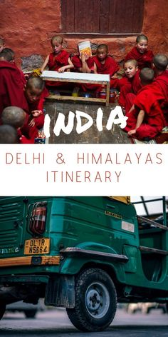 Embark on a journey  where rich history, ancient Himalayan culture, and natural beauty coincide in  modern India. Begin your trip in Delhi, navigating the winding bazaars of old  town, shopping in vibrant markets, and visiting the forts of empires past.    1 week itinerary for India  and Himalayas Tour with Elevate Destinations    See where to stay, and things to do for  the best India and Himalayas Vacation.    #ElevateDestinations #IndiaTravel #IndiaVacation  #IndiaTour #IndiaVolunteer