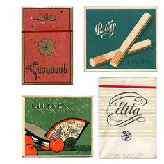 Vintage packs