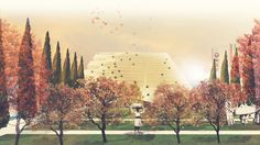 Milan Expo 2015: LAD, NJP Win Competition for Iranian Pavilion