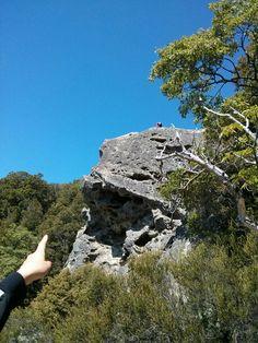 Castle Rock State Park in Los Gatos, CA