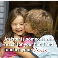 Tag-mention-share with your Brother and Sister Love My Brother Quotes, Brother Sister Pictures, Little Sister Quotes, Brother And Sister Relationship, Brother And Sister Love, Siblings Funny, Siblings Goals, Cute Images With Quotes, Prayer For My Son