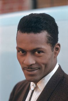 The amazing Chuck Berry, 1959.
