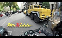 Random Footage #22: Daily Observations, Fails & Wins on a Honda CBF 600 NA