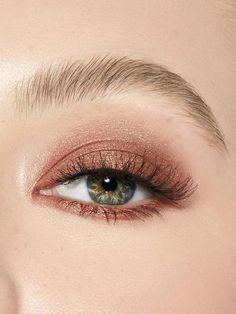 Bronze Makeup #eyeshadow