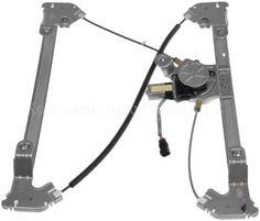 Ford-Truck-Right-Rear-Window-Regulator-Motor-Dorman-741-969-6L3Z1627000AA