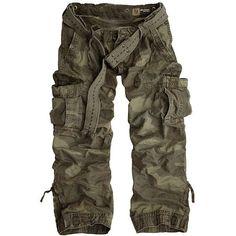About Camo Pants