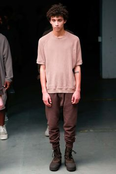 Yeezy Fall 2015 Ready-to-Wear Collection Photos - Vogue