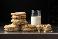 Inspired by the Girl Scouts, a peanut butter Do-Si-Do cookies recipe.