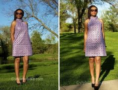 Tastefully Unique Ankara Styles: Feel The Beauty Of Different Styles And Designs Of The Ankara Fabric - Wedding Digest Naija African Dresses For Women, African Wear, African Attire, African Fashion Dresses, African Women, African Outfits, African Print Fashion, Africa Fashion, Tribal Fashion