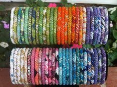 LOVE Lilly and Laura bracelets!