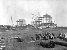 Image result for Edmonton construction Paris Skyline, Construction, Travel, Painting, Image, Projects, Building, Log Projects, Viajes