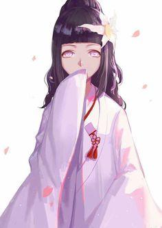 Bride Hinata Hyuuga Wallpaper ♥♥♥ #Wedding #NaruHina #Love #Couple #Family