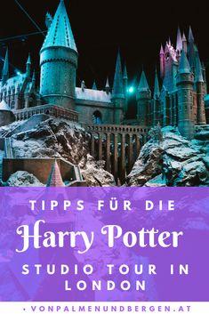 Du möchtest die Harry Potter Studio Tour in London machen? Dann bist du hier genau richtig! Ich fasse für dich meine Erfahrungen und Tipps zusammen wie welches Hotel liegt günstig, wie komme ich zu den Warner Brother Studios, wie viel Zeit sollte ich einplanen und vieles mehr! Harry Potter Film, Harry Potter Studios, Covent Garden, Buckingham Palace, Hogwarts Brief, Der Bus, U Bahn, Bergen, Movie Posters