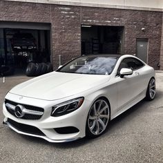 My Dad Went To My Mate Asked Price Was Fucking  Cheap Got It Fully Loaded Mercedes S Class Coupe, Mercedes G Wagon, Mercedes Berlin, Mercedes Benz Cars, Merc Benz, Sportwagen, Car Car, Exotic Cars, Sport Cars