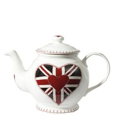 Take a look at this Union Flag 1L Teapot by Jan Constantine by ECP on #zulily today!