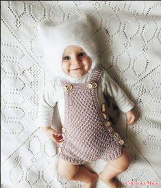 Пуховая шапочка Kitty Cap - Страна Мам