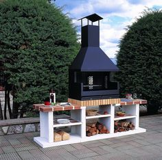 Terrazas y Quinchos on Pinterest | Barbacoa, Patio and Outdoor Cooking ...