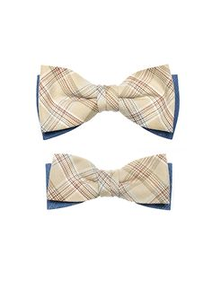Father & Son Bow tie David and Brooklyn by Bowking