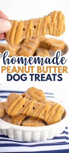 Dog Cookie Recipes, Easy Dog Treat Recipes, Dog Biscuit Recipes, Peanut Butter Recipes, Dog Food Recipes, Dog Cookies Recipe Peanut Butter, Peanutbutter Dog Treat Recipe, Doggie Cookies Recipe, Homade Dog Treats