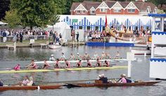 The annual boating and high-society 5-day spectacular that is the Henley Royal Regatta back with a splash. If you haven't already experienced it, there's no time like the present...