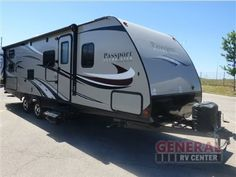 New 2016 Keystone RV Passport 2670 BH Grand Touring Travel Trailer at General RV | Huntley, IL | #127704