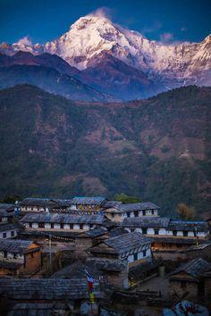 travelingcolors: Ghandruk | Nepal (by Ruan Niemann)
