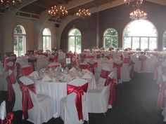 Brierwood Country Club - Wedding Reception  www.brierwoodcc.com
